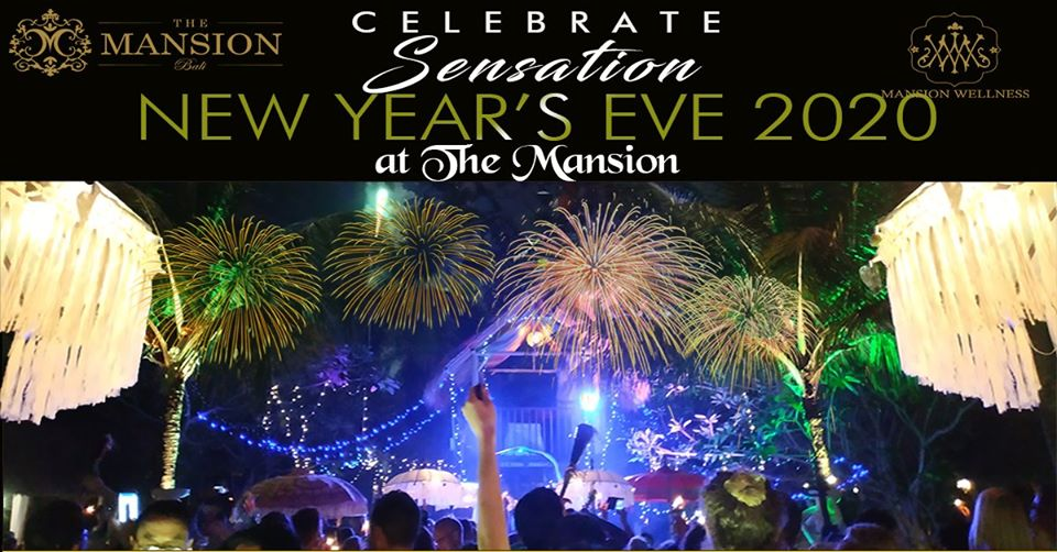 Ubud New Year's Eve 2020