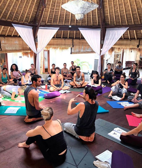 Yoga Retreat In Ubud