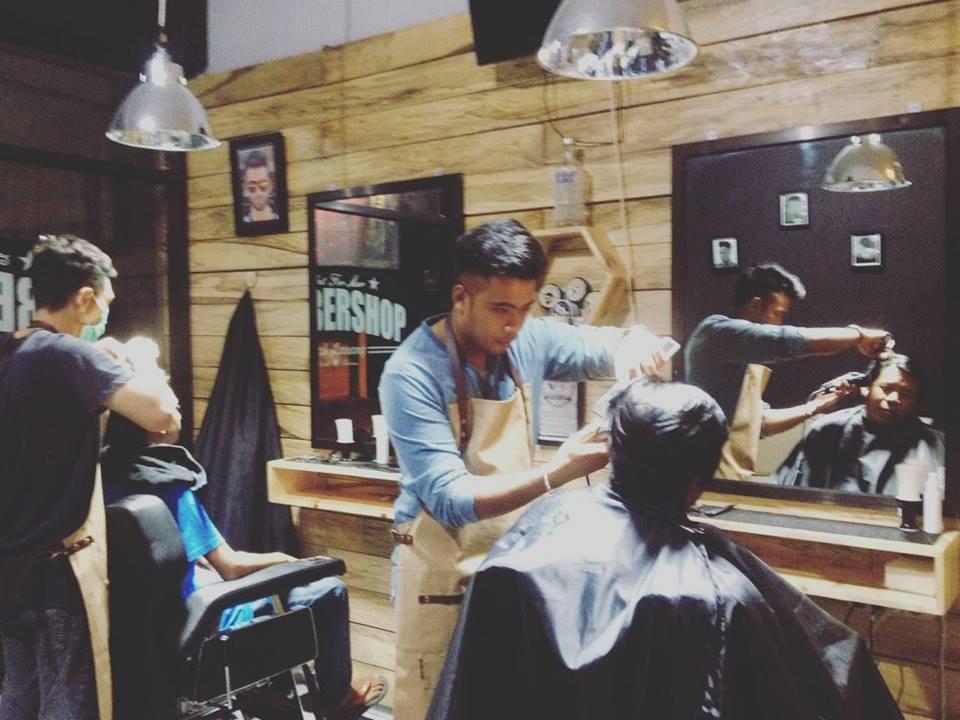 Barbershop di Bali