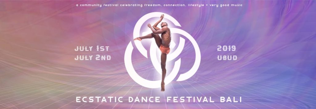 Ecstatic Dance Festival Bali 2019