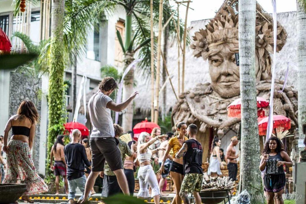 Bali Ecstatic Dance Festival