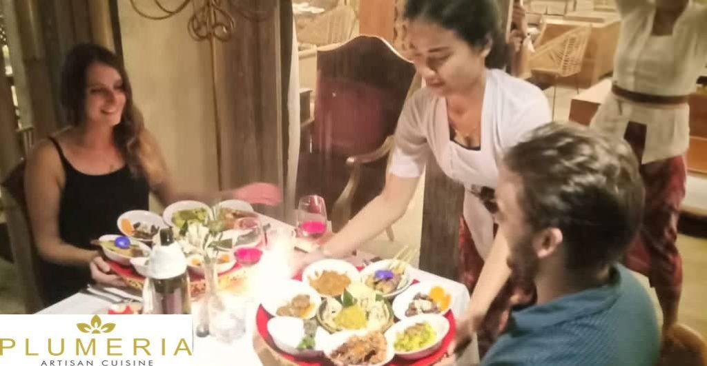 Plumeria Restaurant Ubud