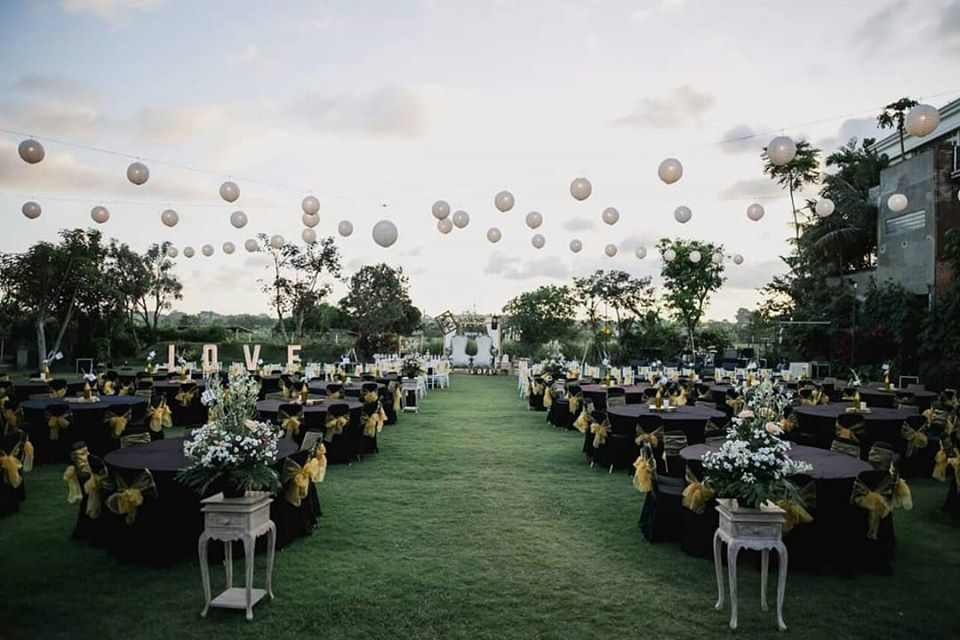 Wedding Venue in Denpasar