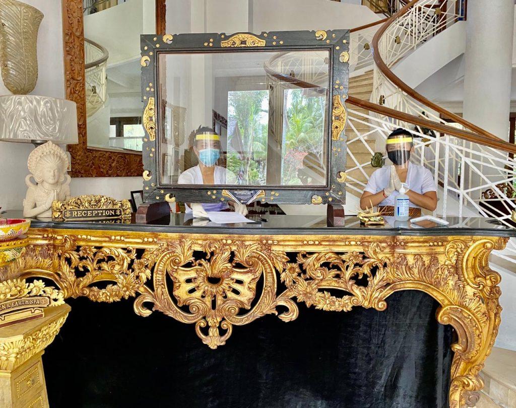 The Mansion Bali lolos sertifikasi CHSE